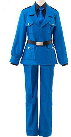 Introducing VicwinOne Axis Powers Hetalia Italy Cosplay Costume Outfits. Get Your Ladies Products Here and follow us for more updates!