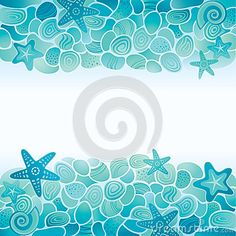 Sea floor card