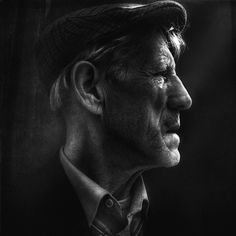 Untitled by Lee Jeffries, via 500px. There's just something about this photo....