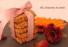 Biscotti all'arancia - scheda ricetta da stampare Biscuits à l'orange - fiche recette à imprimer Aujourd'hui je recommence à m'occuper du blog car je l'ava