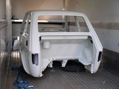 Modified wheel arches to allow for the wider inch steel rims. Fiat 126, Steel Rims, Steyr, Arches, Cars And Motorcycles, Panda, Group, Retro, Cars