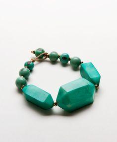 Gem Tone Bracelet- Noonday Collection  shop with our favorite ambassador Elizabeth Bricknell