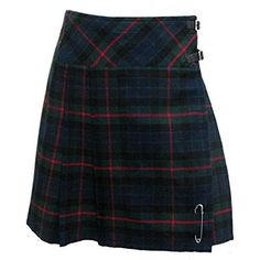 Tartanista Gunn 20 Inch Knee Length Scottish Highland Kilt Skirt  US 16 >>> See this great product.
