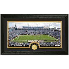 Jacksonville Jaguars Stadium Panoramic Photomint - $59.99