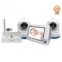 Luvion Supreme Connect Wi-fi Bridge & Extra Camera Monitor Set