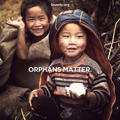 Re-Pin if you believe that Orphans need to be #Loved