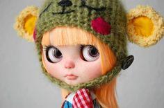Miema Dollhouse (Berlijn) custom Blythe