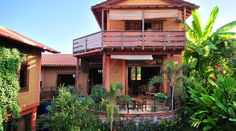 Hotel Casa San Pancho located in San Francisco (better known as San Pancho), Nayarit, Mexico is the epitome of tranquility.