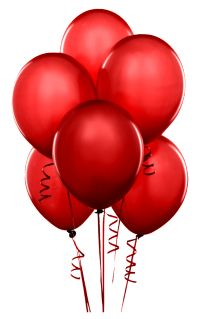 red balloons for highchair and tables Pink Balloons, Red Balloon, Latex Balloons, Birthday Balloons, Foil Balloons, Birthday Greetings, Birthday Wishes, Happy Birthday, Ballon Rose