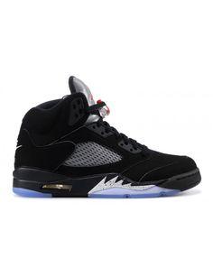 23af94e7b7c5e4 Nike Air Jordan 5 Retro Og 2016 Release Black Fire Red Mtllc Slvr Wht Outlet