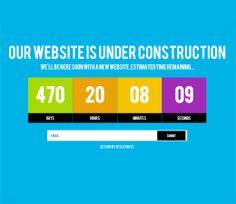 29 best under construction template responsive mobile web templates