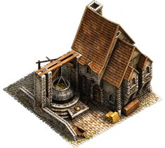 Gold smelter - Anno 1404 Wiki - Wikia