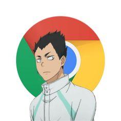 App Anime, Anime Manga, Anime Art, Android App Icon, Ios App Icon, Google Icons, Chrome Apps, Wallpaper App, Wallpapers
