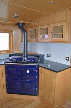 68ft x 12ft  Kingsley Barge