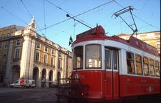 Electrico in Lissabon