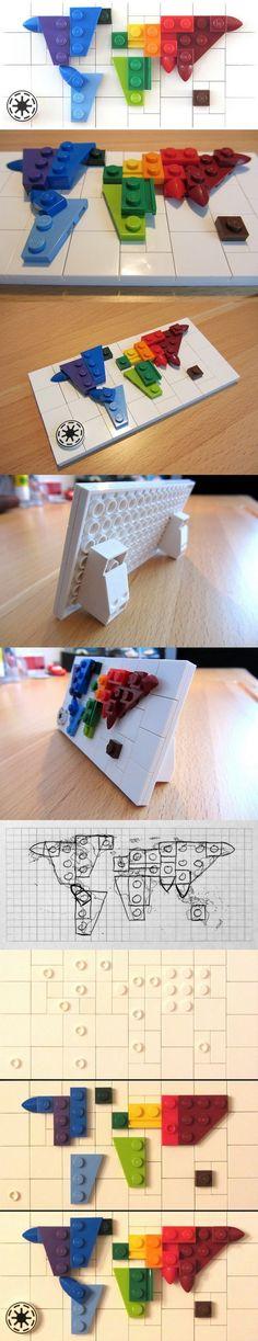 10 Cool Lego Machine Constructions That You Wish You Built As A Kid Crazy Easy LEGO Machine Designs That Work // [theendearingdesig…] - toys Deco Lego, Mini Mundo, Van Lego, Lego Machines, Lego Boards, Amazing Lego Creations, Lego Activities, Lego Craft, Lego Room