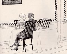 The Shrinking of Treehorn: Florence Parry Heide and Edward Gorey. A great story, that real gets children hooked!