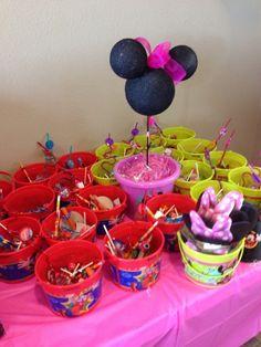 Minnie Decoration Idea