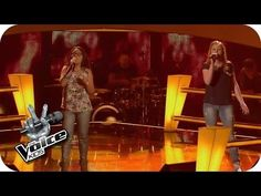 Battle: Burn (Ellie Goulding) | The Voice Kids 2014