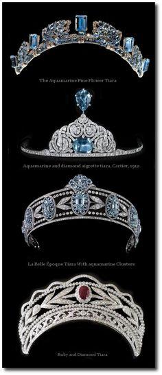 "beautyblingjewelry: "" Tiaras beauty bling jewelry fashion """