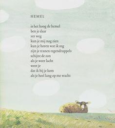 Hemel - Van mij en van jou geschreven door Hans en Monique Hagen