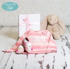 Cherish Me Baby Gift - Little Sister