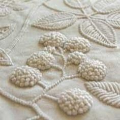 embroidery Bisser