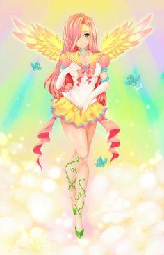 Sailor Fluttershy