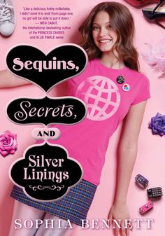 Sequins, Secrets, and Silver Linings (#1) rocks!!!!!!!!!!!!!!!!!!!!!!!!!!!!!!!!!!!!!! (if you like either fashion or making the world better. Perf4me!!!!!