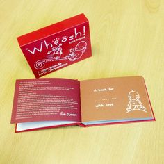 Whoosh! A Little Book for Birth Companions www.birthcompanion.co.uk for more info and to order your copy Little Books, Birth
