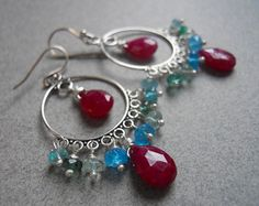 *It's a beautiful day*  earrings in my Etsy shop  http://www.etsy.com/listing/93388923/its-a-beautiful-day-earrings?utm_source=Pinterest&utm_medium=PageTools&utm_campaign=Share