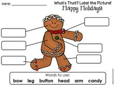 How to Catch a Gingerbread Man—with FREE Printable Download!