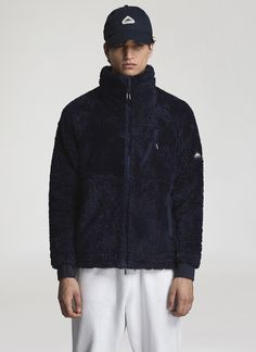 Penfield.com | Mens Breakheart Navy Jacket