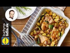 Kuracie štvrte s rozmarínom a slaninou - Marcel Ihnačák - recepty kuchynalidla.sk - YouTube