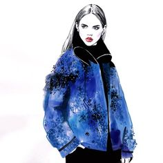 Illustration for the new brand Graviteight. Fashion Sketchbook, Fashion Sketches, Fashion Illustrations, Drawing Fashion, Moda Chic, Fashion Wall Art, Watercolor Fashion, Illustration Mode, Fashion Portfolio