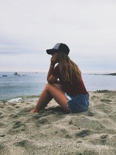 #sea #beach #girl