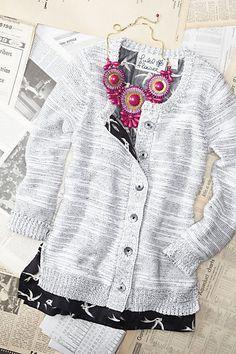 Shirting Cardigan - Anthropologie.com