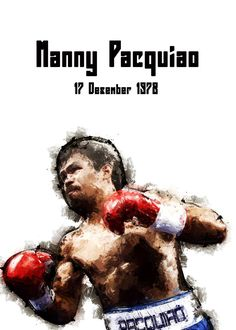Manny Pacquiao, Poster Prints, Artwork, Movie Posters, Beautiful, Work Of Art, Auguste Rodin Artwork, Film Poster, Artworks