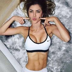 Fitness Girls daily pics for motivation Girls With Abs, Ripped Girls, Corpo Sexy, Fitness Models, Fitness Women, Estilo Fitness, Muscle Girls, Athletic Women, Fit Women
