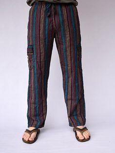 6f2c0ba45c Kathmandu cargo pants. Bohemian PantsBohemian Style MenHippie ...