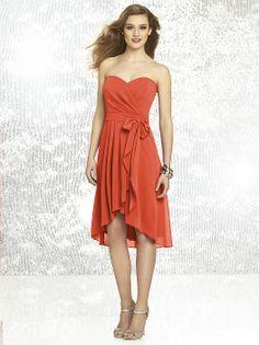 Social Bridesmaids Style 8131 http://www.dessy.com/dresses/bridesmaid/8131/#.UqnviI2Yapo