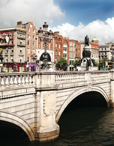 #Dublin's bustling streets are home to thriving artists, novelists, cooks, and assorted raconteurs. #Ireland
