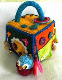 МамАнин блог: Кубик с вишенкой...или как же хочется в жару