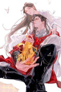 Home / Twitter Fanarts Anime, Manga Anime, Anime Art, Character Art, Character Design, China Art, The Villain, Handsome Anime Guys, Art Reference