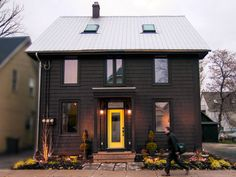 Beautiful accommodations that are private and close to the downtown core of Charlottetown, PEI. The Black House.