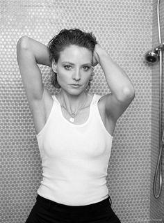 Jodie Foster  (via http://www.pinterest.com/mitzi23/)