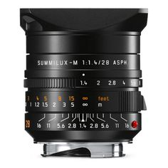 Leica announced the arrival of its fastest ever lens aimed at the M-system of rangefinder cameras. The lens in question is Leica Summilux . Leica M, Leica Camera, Camera Nikon, Camera Gear, Film Camera, Canon Cameras, Canon Lens, Photography Gear, Photography Equipment