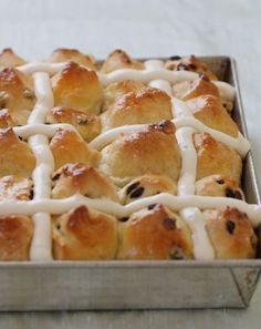 Hot Cross Buns (1) From: Goodies For You