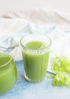 Celery Juice 101