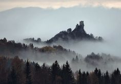 Haunting Landscape Photos Of Middle Europe Inspired By The Brothers Grimm